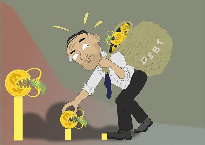 Zadłużenie a konsolidacja chwilówek