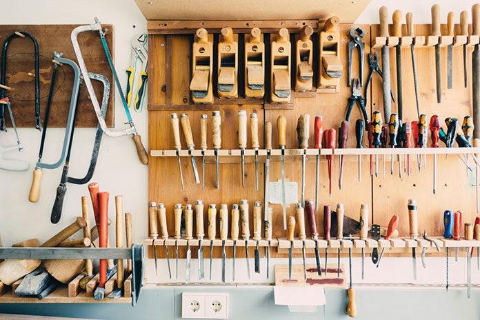 Projektowanie i produkcja mebli warsztatowych